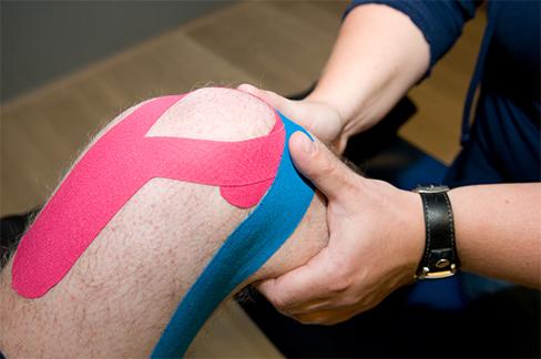 Curetaping Koopmans Fysiotherapie Apeldoorn